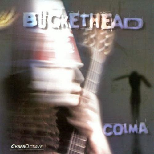 Wondering Cover - Buckethead