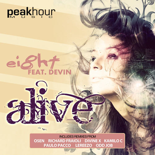 Ei8ht - Alive feat Devin (Original Mix) (Beatport Now)