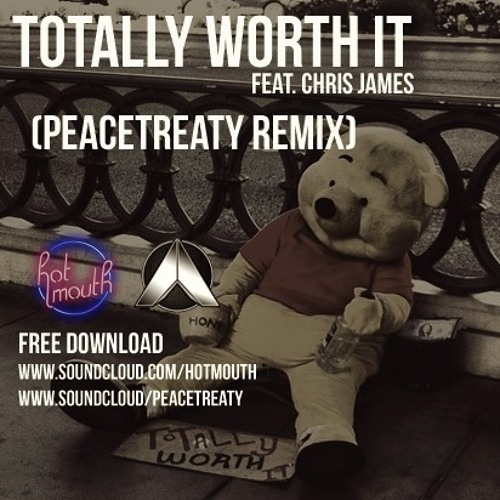 Hot Mouth Feat. Chris James- Totally Worth It (PeaceTreaty Rmx) Free Download
