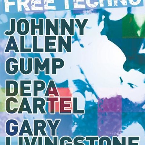 JOHNNY ALLEN Live@ELEVATE, ST.JUDES   GLASGOW 10-12-2012 Section of  2.5 Hr Set