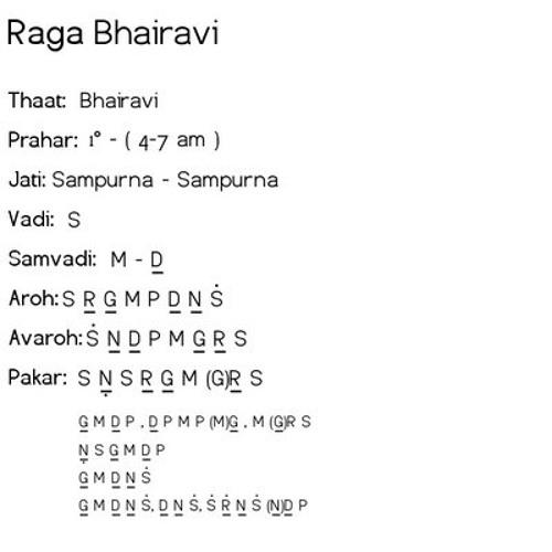 Raga Bhairavi [Mandala - Healing Ragas  Music for Relaxation, Sleep and  Beyond]