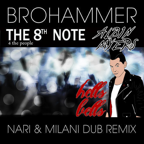 Albin Myers + Topher Jones & Nari & Milani + The 8th Note - The Hell Hammer (Ecto Cooler Edit)