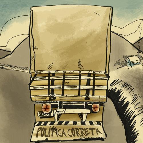 Filosofia de para-choque de caminhão