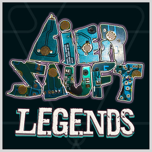 Aier Sauft - Legends [EXCLUSIVE DJ MIX]