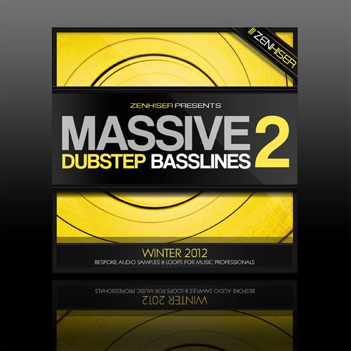 Massive Dubstep Basslines 2 - 60 Killer Bass Loops & 50 NI Massive Presets!