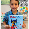 JC Mendoza reviews Pete the Cat, Rocking in My School Shoes