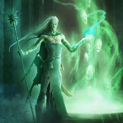 Poem: The Necromancer