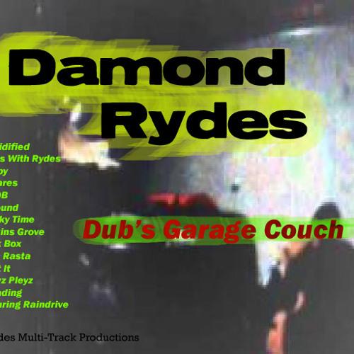 Dub's Garage Couch