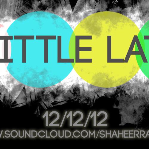 Shaheer Rahman - A little later (Original Mix)