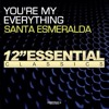 santa esmeralda - you're my everything (piano cover)