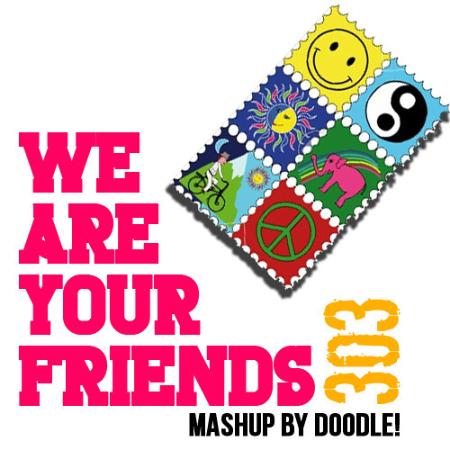 Nicky Romero vs Justice vs Simian - We Are Your 303 Friends :: MASHUP
