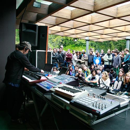 LEVpodcast - Ametsub live (L.E.V. 2011)