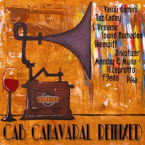 Cab Canavaral feat Nina K Lucas - Why Don't You Do Right (IL LEPROTTO Remix)