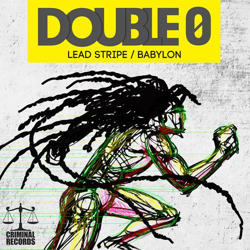 CRIM004A - Double 0 - Lead Stripe - Criminal Records Teaser