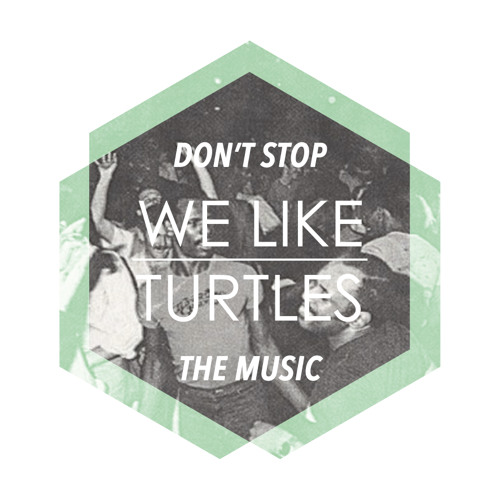 We Like Turtles - Don't Stop The Music