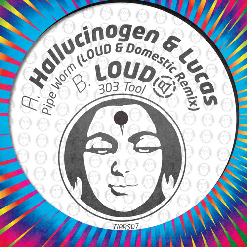 Hallucinogen & Lucas - Pipeworm (LOUD & Domestic Rmx) + LOUD 303 Tool