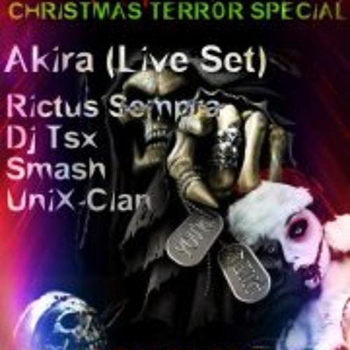 SPACEI PRESENTS SPECIAL GUEST DJ TSX ON TOXIC SICKNESS RADIO | XMAS TERROR SPECIAL | DECEMBER 2012