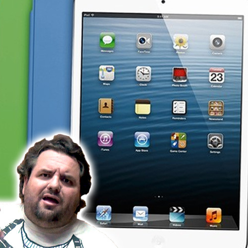 4 - iPad Mini chegou! (c/ Junior Nannetti)