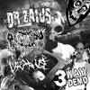 DR.ZAIUS - Intransigente (Demo 3 way with URANUS,RUPTURA)