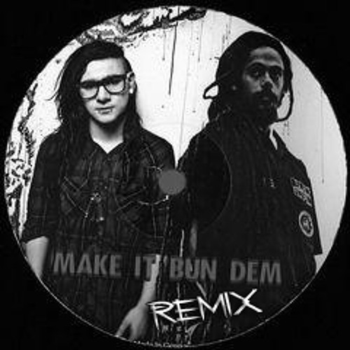 Skrillex & Damian Marley - Bun Dem (Remix Inti Khan) *** FREE DOWNLOAD ***