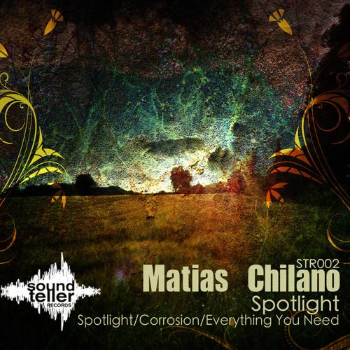 Matias Chilano - Spotlight EP (preview)