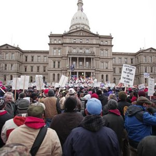 Michigan House Passes Right-to-Work Law