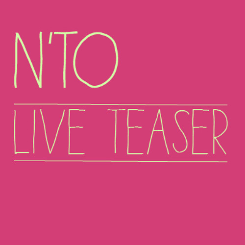 N'to Live Teaser - Podcast December 2012 *free download*