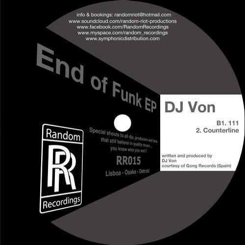 D Side  Von Random Recordings