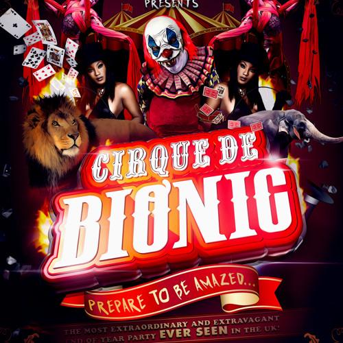 ** Free Download ** Cirque De Bionic presents DJ Stephanie Guest Mix
