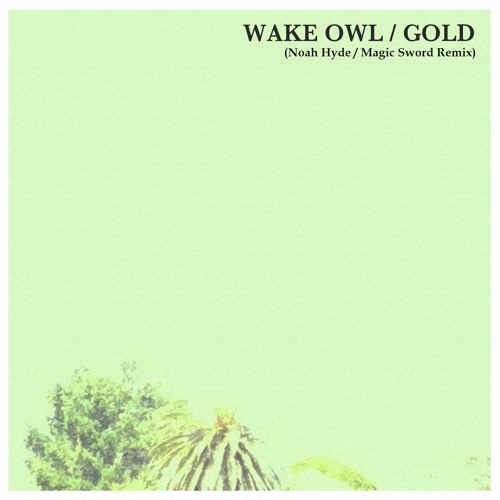 Wake Owl -  Gold (Noah Hyde / Magic Sword Remix)