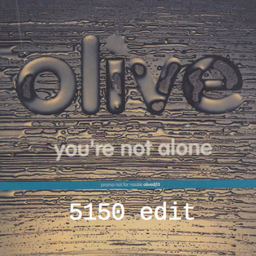 Olive - You're not alone (Trap edit) FREE DOWNLOAD