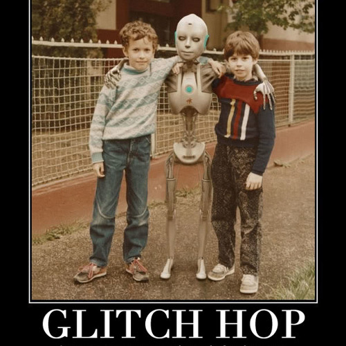 500 - Winter Glitch Hop Mix (Free 320 Kbps Download)