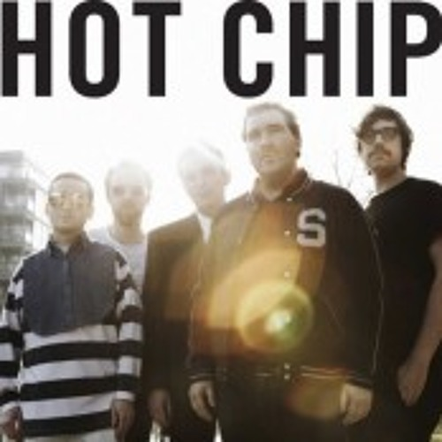 Hot Chip - Flutes (dj teleport's above the clouds remix)