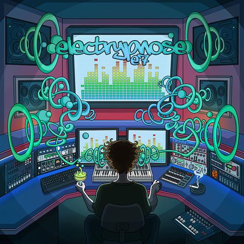 Electrypnose - E7 Album full mix 2012