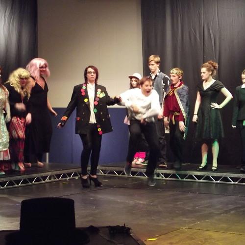 Material Girl - Bracknell & Wokingham College