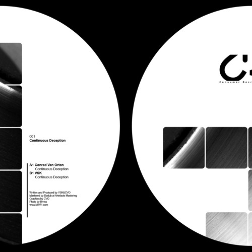 [CRS_Ltd.001] Conrad Van Orton / VSK - Continuous Deception