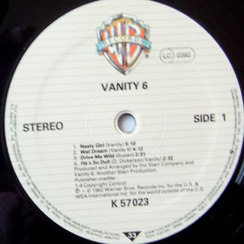 Vanity 6 - Nasty Girl (Buzz Compass Edit) - unreleased