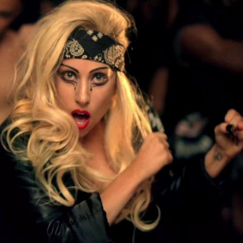 "Lady Gaga-""Judas""-( SledgeMama Remix)"