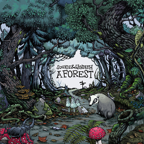 Soukie&Windish - A Forest (Preview) - LP - URSL012