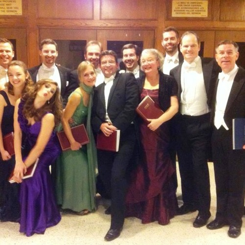 "Ensemble VIII singers share ""Messiah"" stories"