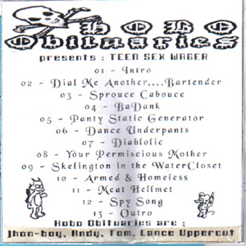 Hobo Obituaries - As I Dial