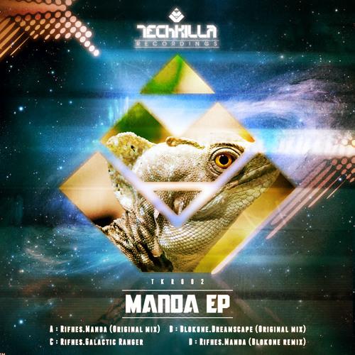 TKR002 | D: Rifhes - Manda (Blokone remix)
