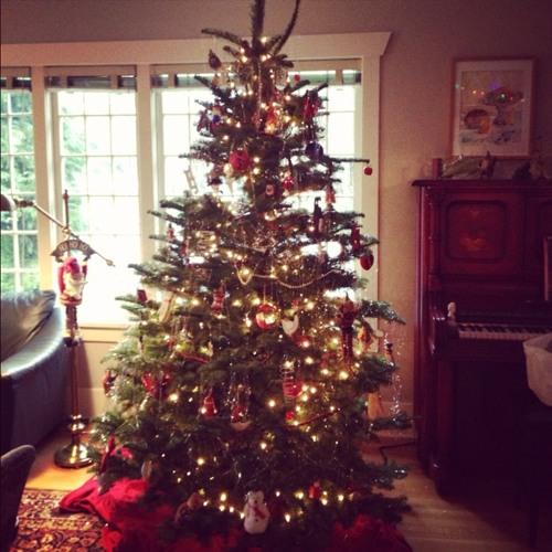 It's festive.