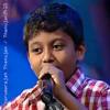 Yamma Yamma Kaadhal Ponnamma by Aajeedh Khalique in Airtel Super Singer Junior 3