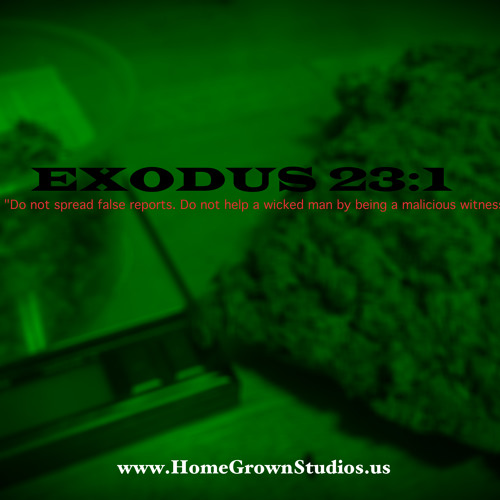 Sincere - Exodus 23:1 Freestyle Reply(HOMEGROWN)