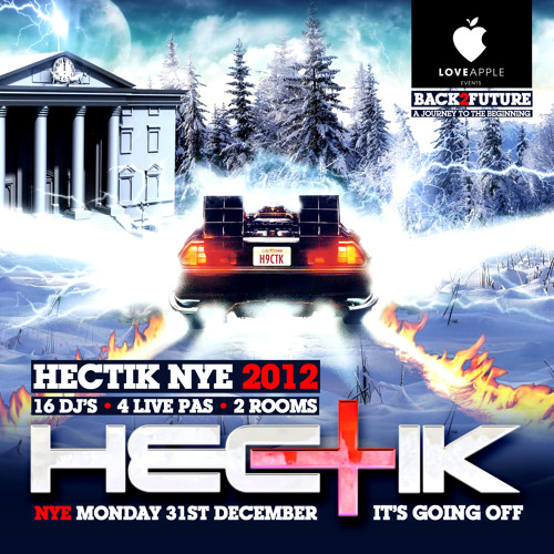 HECTIK MIXTAPE VOL 24 - 2012