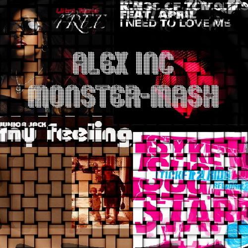 Dirty Alex - I Am The MashUp Devil :D [Alex Inc Monster-Mash] @ Klub Fm pres. by Neevald