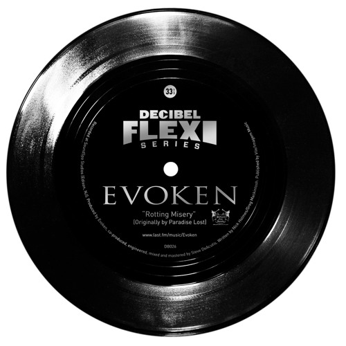 "Evoken ""Rotting Misery (original by Paradise Lost)"" (dB026)"