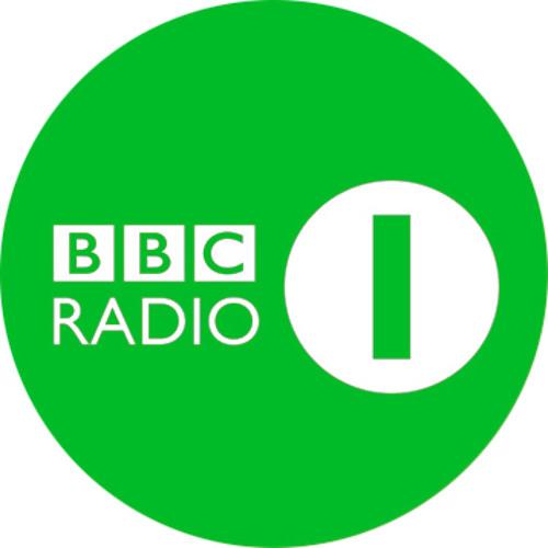 """Chuckie playing """" Erik Loz - Blow """" at BBC Radio 1"""