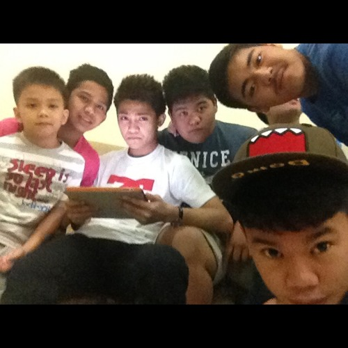 runaway cover by chi, chris,darnell,jolo, joel